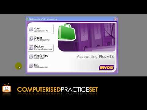 myob exercise Myob accounting by c j cheetham bcomm, diped, cpa  specialising in exercise equipment  intro to myob 2008 myobindd 38 6/03/2008 12:57:55 pm.