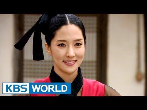 Hwangjini | 황진이 - Ep.5