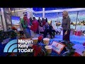 Megyn Kelly Audience Receives Movie Passes Watches Bakeware Megyn Kelly TODAY