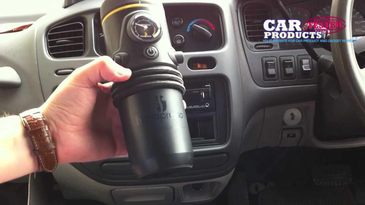 Handpresso Auto Review