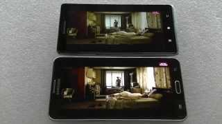 Samsung Galaxy Note 3 Vs Lenovo Vibe Z K910 Comparativa