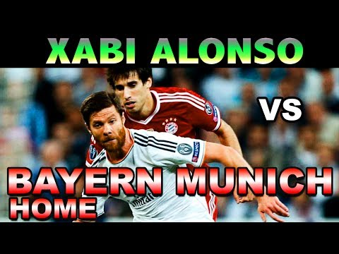Xabi Alonso vs Bayern Munich HOME ( 23 - 04 - 2014 / 23/04/2014 - 23.04.2014 ) [HD]