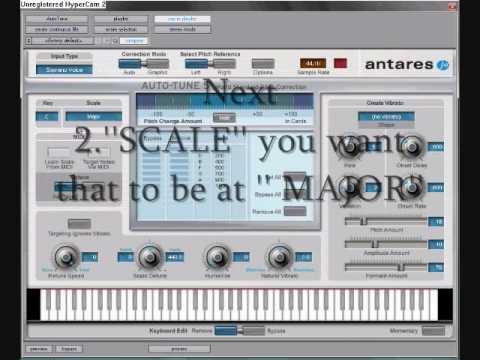 AUTOTUNE 5 - HOW TO USE IT (T-PAIN EFFECT) [READ DESCRIPTION...