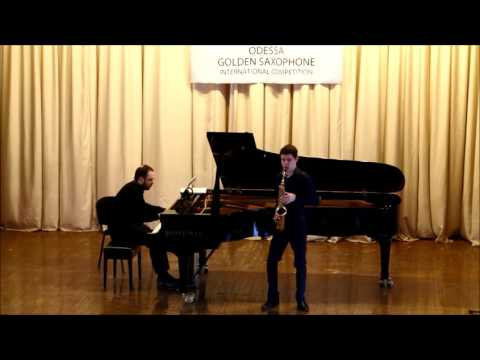 Golden Saxophone 2015 – Valentin Kovalev – P.Swerts Clonos