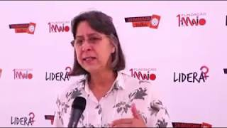 Vereadora fala de sua experiência na política