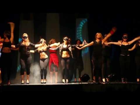 PMS Dance Gála 2013- Hamupipőke összefoglaló
