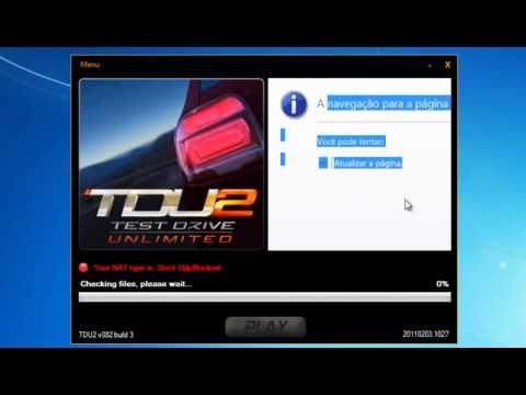 Tutorial - Como Jogar Test Drive Unlimited 2 Offline - YouTube