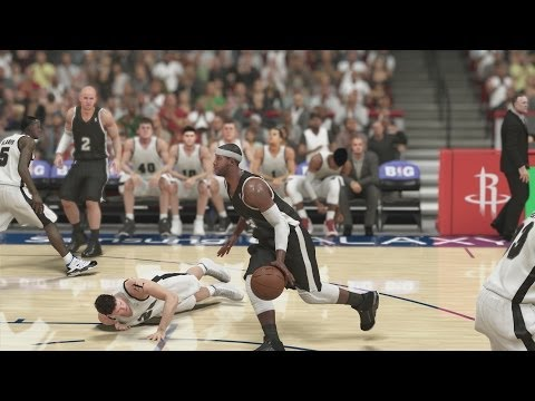 NBA 2K14 PS4 My Career - Free Agency Drama