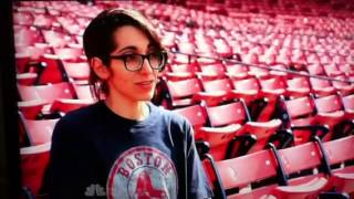 Michelle Chamuel visits Hometown MA
