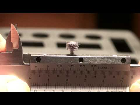 How to read Vernier Callipers [METRIC]