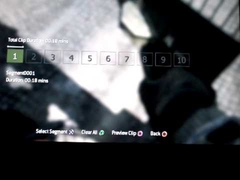Another knife launch glitch on Resistance MW3! After  all patches!