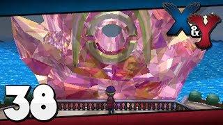 Pokémon X And Y Episode 38 Exploring Anistar City