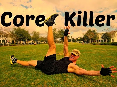 The 27 Minute Killer Core Workout Video!