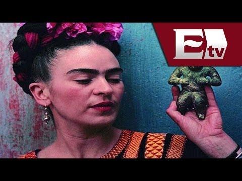 Se muestran obras de  Frida Kahlo en Italia / Arranque