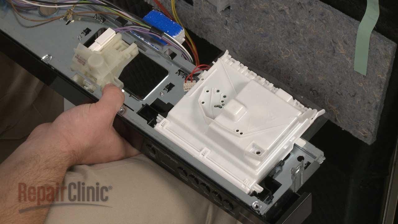 Dishwasher Main Control Board Replacement Bosch