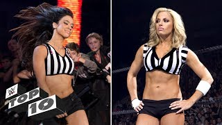 Memorable female guest referees: WWE Top 10, July 27, 2019