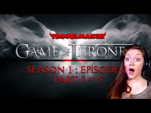 Game of Thrones Season 1 Episode 1 (3 of 5)