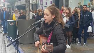 """The Greatest Showman """"This Is Me"""" - Allie Sherlock cover"""