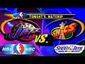 NBA Showtime NBA on NBC PlayStation Gameplay Seattle SuperSonics Utah Jazz