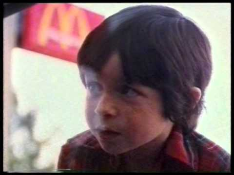 McDonalds TV Ads 1980s