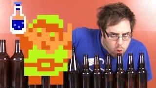 Legend of Zelda - Beer Bottles - Dungeon Song