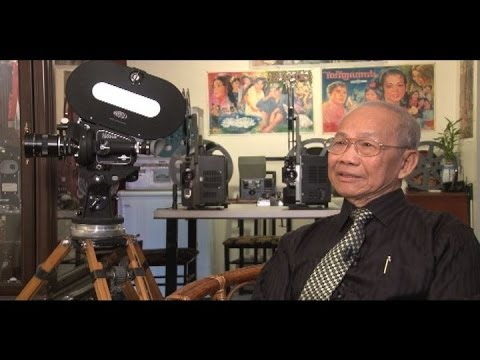Stay Tuned for VOA Khmer Report on Seasoned Filmmaker Tea Lim Koun