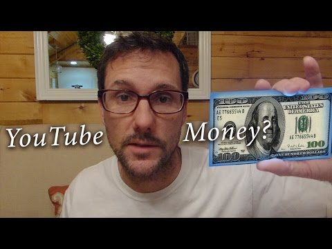 YouTube Questions: Do you make money?