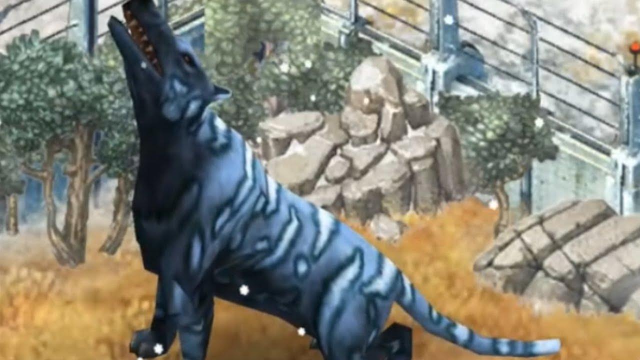 Jurassic Park Builder - Andrewsarchus [Glacier Park] - YouTube
