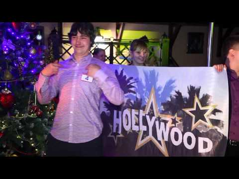 Hollywood party 2012