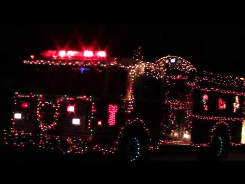 Ellenburg Parade of Lights  12-20-20
