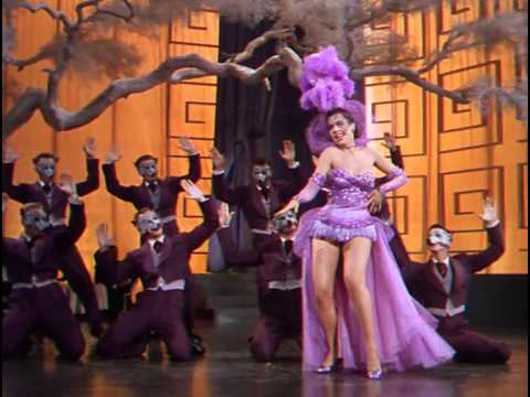 Ann Miller - Ill Be Hard To Handle - from Lovely To Look At - 1952