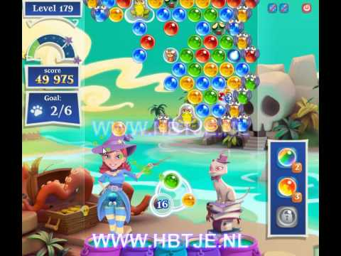 Bubble Witch Saga 2 level 179