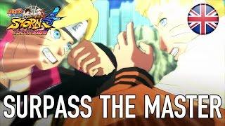 Naruto SUN Storm 4 - Road to Boruto DLC - TGS 2016 Trailer