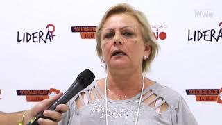 Nerine Wolf se interessou por política após o curso Lidera+