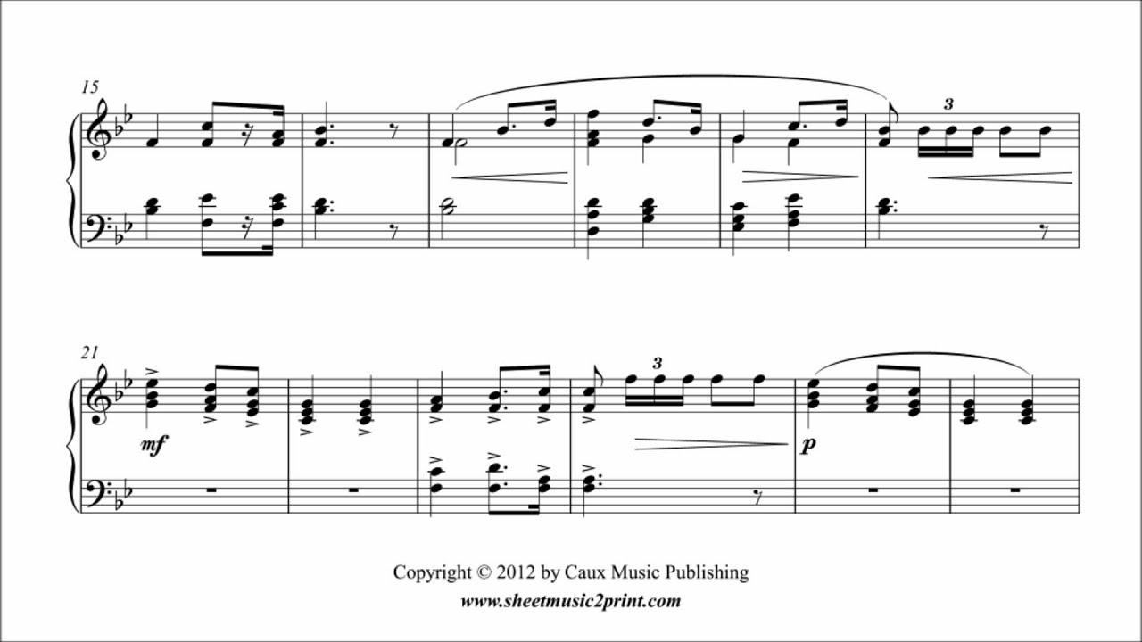 when i was your man piano sheet music pdf