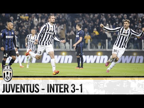 Juventus-Inter 3-1 02/02/2014 The Highlights