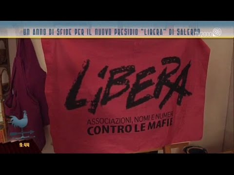 """Un anno di sfide per il nuovo presidio """"Libera"""" di Salerno"""