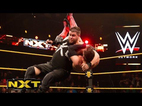 Kevin Owens vs. Finn Bálor – NXT Championship Match: WWE NXT, March 25, 2015