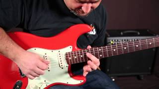 """Jimi Hendrix How To Play The Solo From """"Wind Cries Mary"""