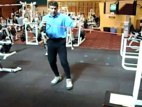 Lower Body Phase 3 - Ski Exercise Fitness Video 11 of 15