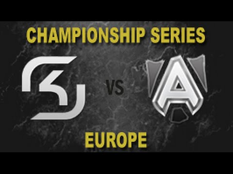 SK vs ALL - 2014 EU LCS Summer W11D2
