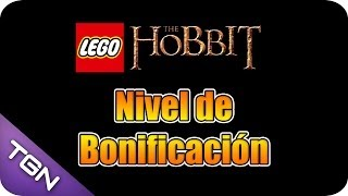 LEGO The Hobbit Nivel Secreto De Bonificación HD 720p