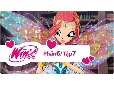 Winx Công chúa phép thuật - phần 6 tập 7 - [trọn bộ]