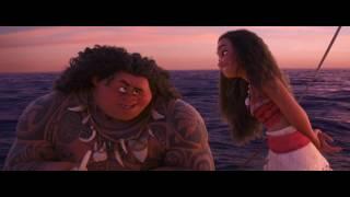 Odvážna Vaiana - Trailer