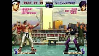 Todos Os Secretos De The King Of Fighters 2002