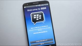 How To Install Bbm In Samsung S4