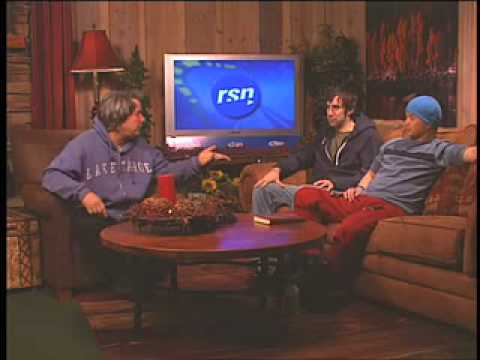 Dat Phan & Michael Palascak on Howie's Late Night Rush.mov