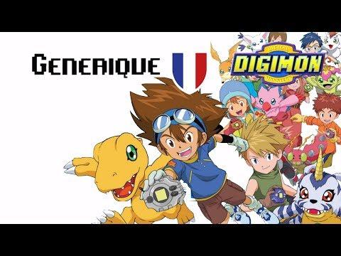 Digimon - Générique FR