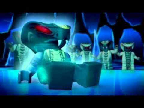 Lego NinjaGo xanh la phan4 tap4 gia dinh tieng Viet