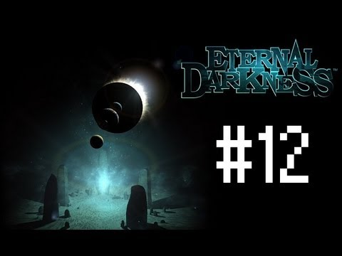 Let's Play Eternal Darkness - 12 - Hamlet